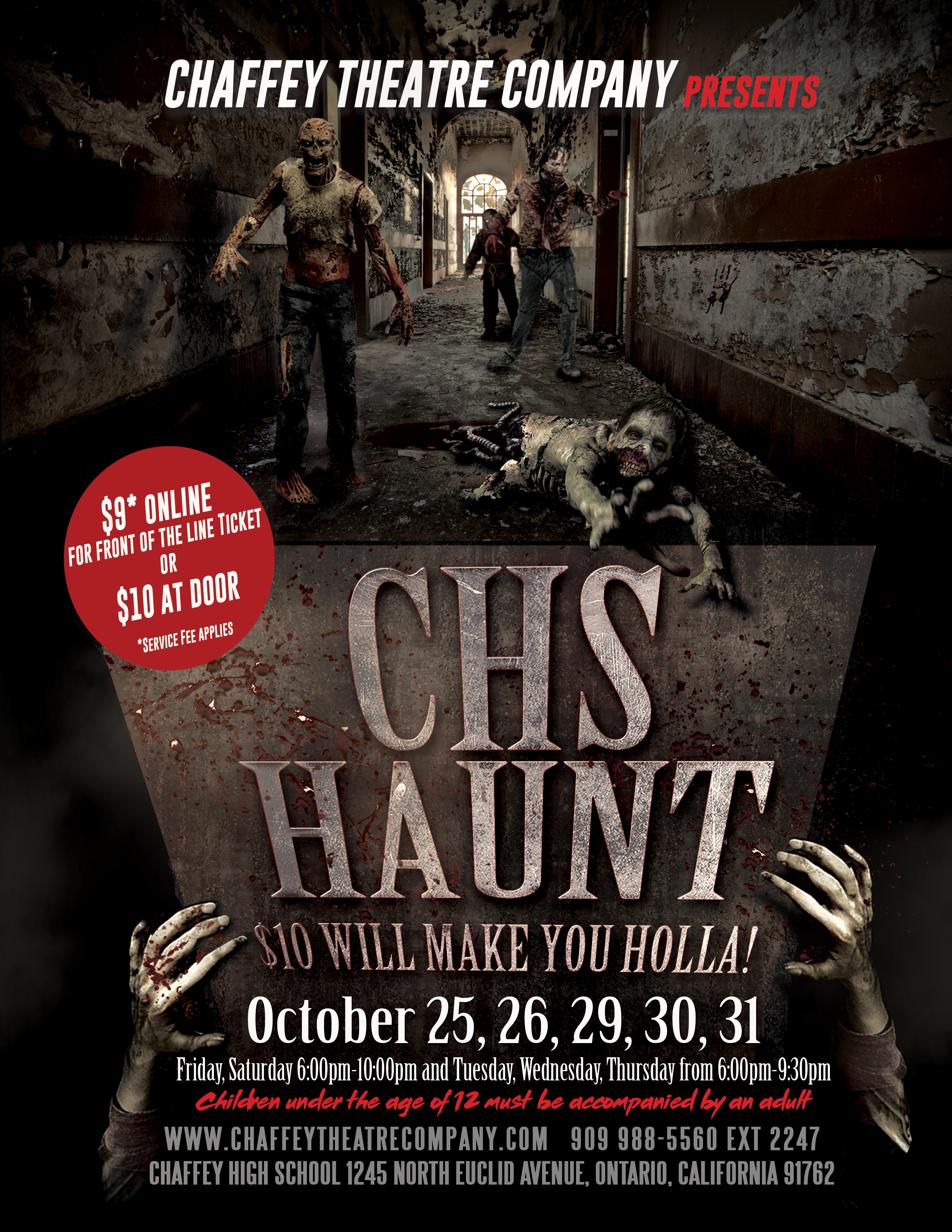 CHS Haunt - Ontario Arts & Culture